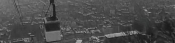 Téléphérique bastille de Grenoble